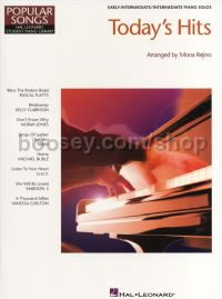 Hal Leonard Student Piano Library: Today's Hits