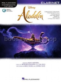 Aladdin - Clarinet (Book & Online Audio)
