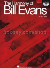 The Harmony Of Bill Evans vol.2 Piano (Book & CD)