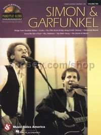 Piano Play Along 108: Simon & Garfunkel (Book & CD)