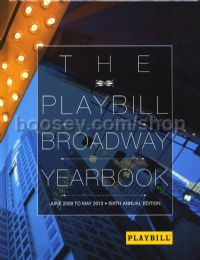 Playbill Broadway Yearbook (June 2009 - May 2010)