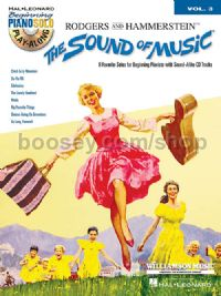 Beginning Piano Solo Play Along Vol.3: The Sound of Music
