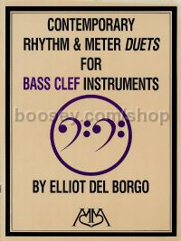 Contemporary Rhythm and Meter Duets