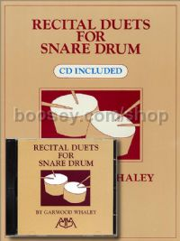 Recital Duets for Snare Drum (+ CD)