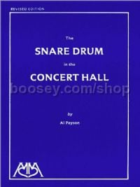 Snare Drum in the Concert Hall