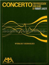 Concerto for Percussion and Band (score & parts)