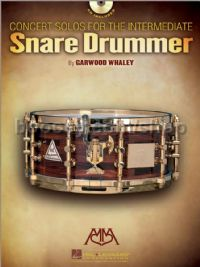 Concert Solos for the Intermediate Snare Drummer (+ CD)