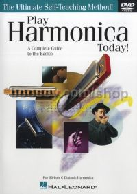 Play Harmonica Today DVD