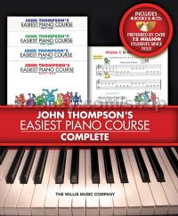 Easiest Piano Course - Complete Box Set