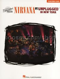 Nirvana: Unplugged In New York - Transcribed Score
