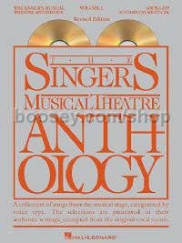 Singer's Musical Theatre Anthology 1 Soprano (Book & CDs)