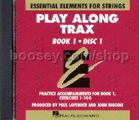 Essential Elements for Strings - Book 1 (CD)