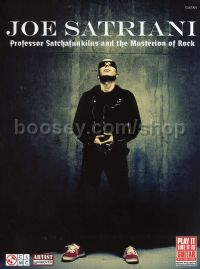 Professor Satchafunkilus and the Musterion of Rock