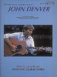 Authentic Guitar Style Of John Denver
