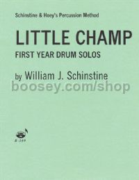 Little Champ First Year Drum Solos for snare drum