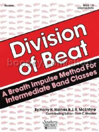 Division of Beat, Book 1b - bassoon part