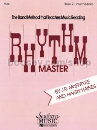 Rhythm Master, Book 2 (Intermediate) for flute