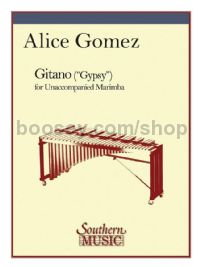 Gitano for marimba
