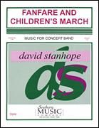 Fanfare and Children's March for concert band (set of parts)