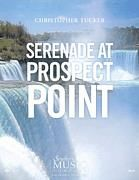 Serenade at Prospect Point for concert band (score & parts)