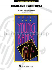 Highland Cathedral (Hal Leonard Young Concert Band)