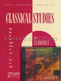 Classical Studies for Clarinet (+ CD)