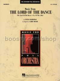 Lord Of The Dance (Hal Leonard Full Orchestra)