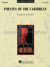 Pirates Of The Caribbean (Hal Leonard Full Orchestra)