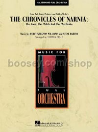 Music from the Chronicles of Narnia (Hal Leonard Full Orchestra)