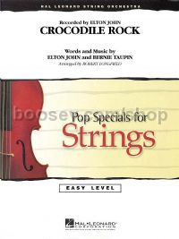 Crocodile Rock (Easy Pop Specials for Strings)