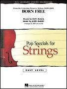 Born Free (Easy Pop Specials for Strings)