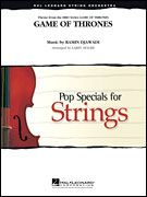 Game of Thrones (Theme) for string orchestra (score & parts)