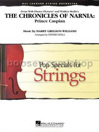 The Chronicles of Narnia: Prince Caspian (Pop Specials for Strings)