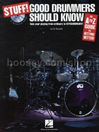 Stuff! Good Drummers Should Know: A-Z Guide