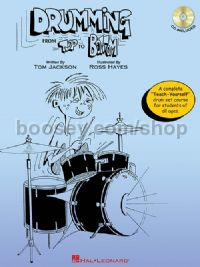 Drumming From Top To Bottom (Book & CD)