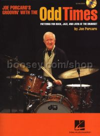 Odd Times - Drumset (Book & CD)