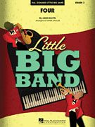 Four - Score & Parts (Hal Leonard Little Big Band Series)