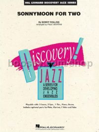 Sonnymoon For Two (Hal Leonard Discovery Jazz Ensemble)