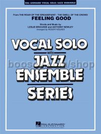 Feeling Good (Vocal Solo with Jazz Ensemble)