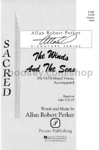 The Winds and the Seas for SATB choir