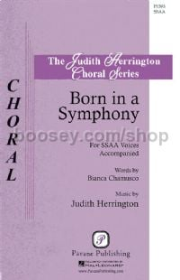 Born in a Symphony for SSAA choir