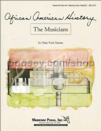 African American History: 'The Musicians' for 2-part voices