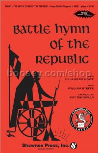 Battle Hymn of the Republic for SATB & piano