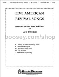 Five American Revival Songs