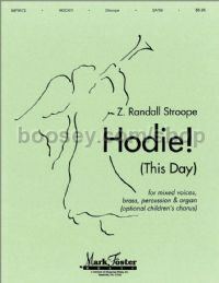 Hodie! This Day - SATB choir