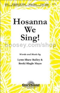 Hosanna We Sing! for 2-part voices