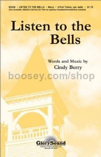 Listen to the Bells for unison or 2-part vocal
