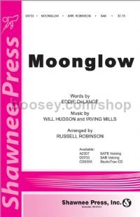 Moonglow for SAB choir