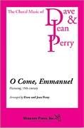 O Come, Emmanuel for SATB choir