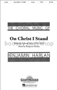 On Christ I Stand for SATB choir
